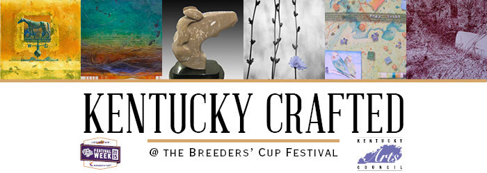 Breeders Cup Exhibit, Kentucky Arts Council, The Livery, Lexington, KY