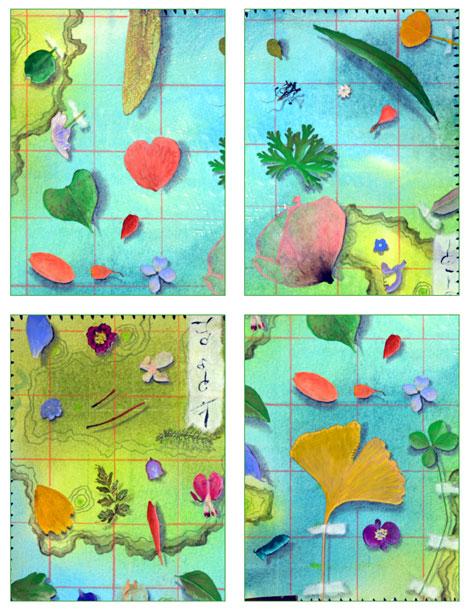 03 Geobotanicals Card Set, Kathleen O'Brien
