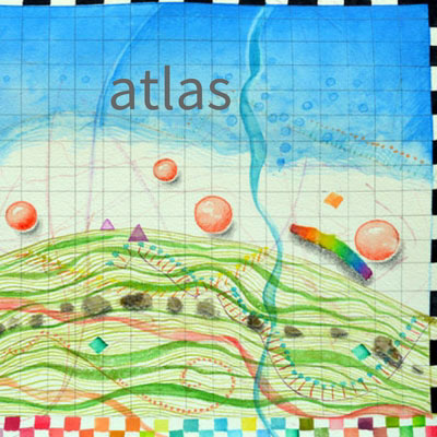 Kathleen O'Brien %22Summer Atlas%22 art portolio