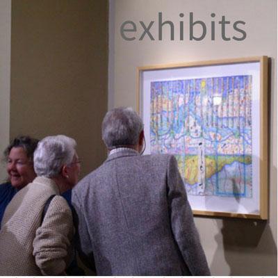 Kathleen O'Brien Exhibition Announcements