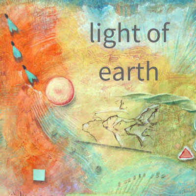 "Kathleen O'Brien ""Light of the Earth"" art portfolio"