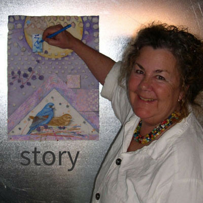 Kathleen O'Brien a short story about being an artist
