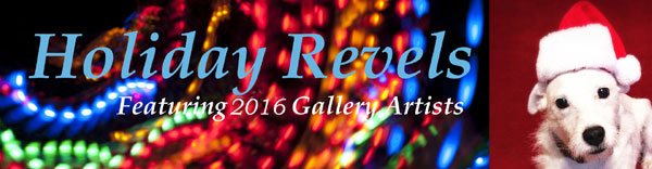 Holiday Revels flyer