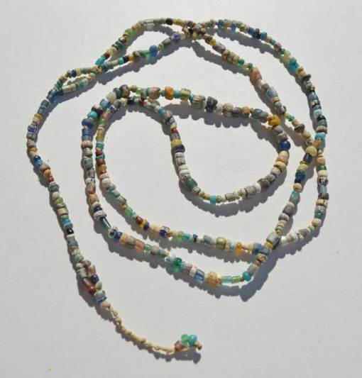 Talisman for the Earth 2, necklace by Kathleen O'Brien