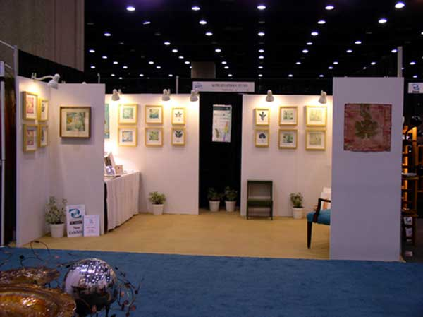© Kathleen O'Brien, Kentucky Crafted: the Market booth, 2004