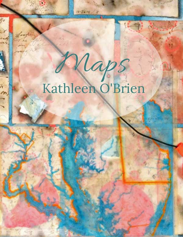 """Maps"" eBook Cover for Atlas of the Year eCourse"