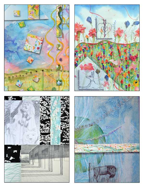 Atlas Card Set 2 by Kathleen O'Brien