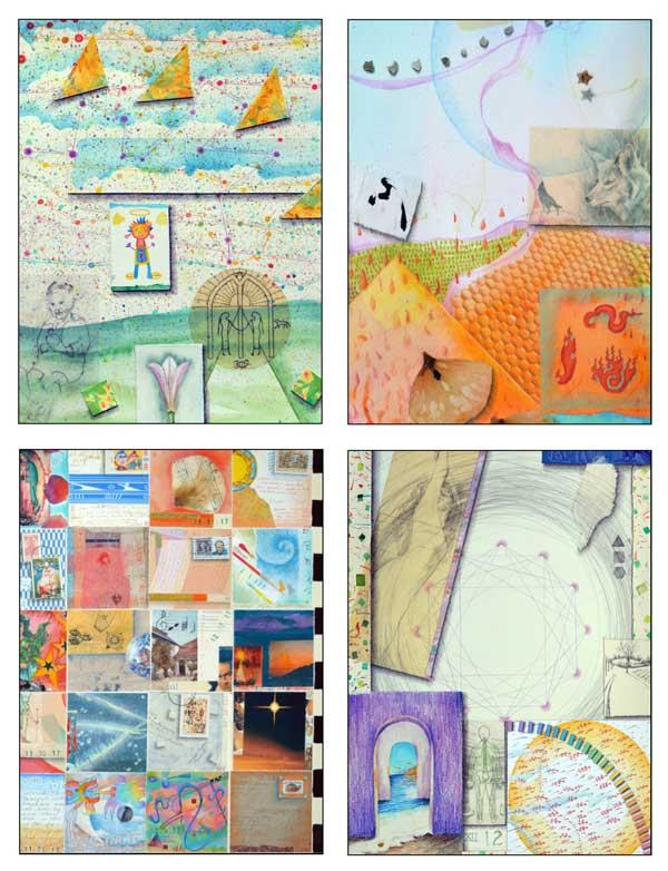 Atlas Card Set 3 by Kathleen O'Brien