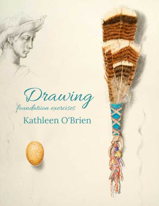 Drawing ebook Cover by Kathleen O'Brien