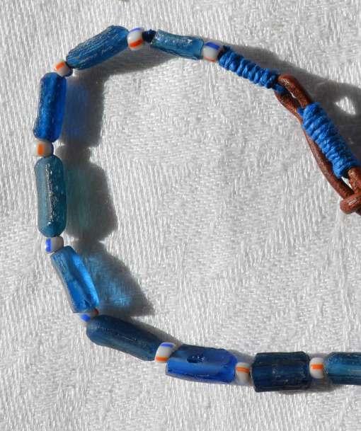 © Kathleen O'Brien, Healing Necklace 16, detail 2