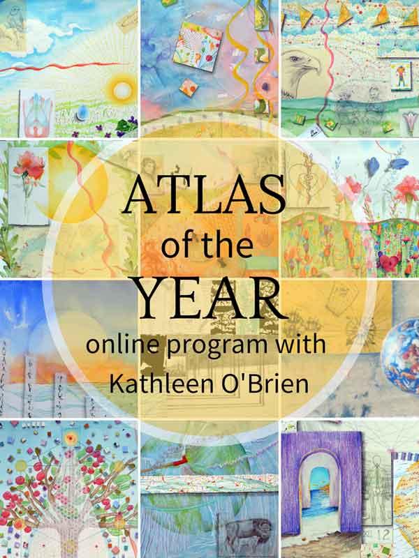Atlas of the Year Program Logo
