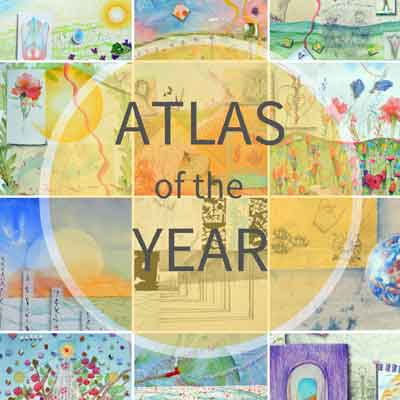 Atlas of the Year Tile