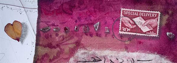 """""""Little Love Letters"""" details, part 2"""