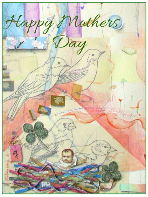 Mother's Day Card Set 2, ©Kathleen O'Brien