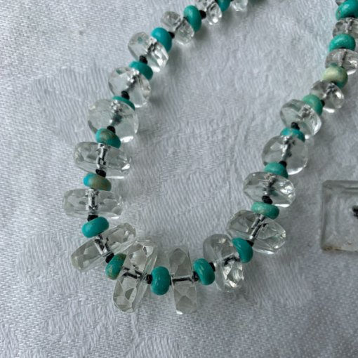 Talisman for Sparkling, necklace by Kathleen O'Brien