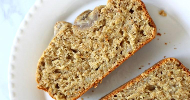 One-Bowl Gluten Free Banana Bread
