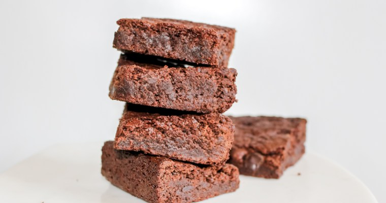 The Best One-Bowl Gluten Free Fudge Brownies