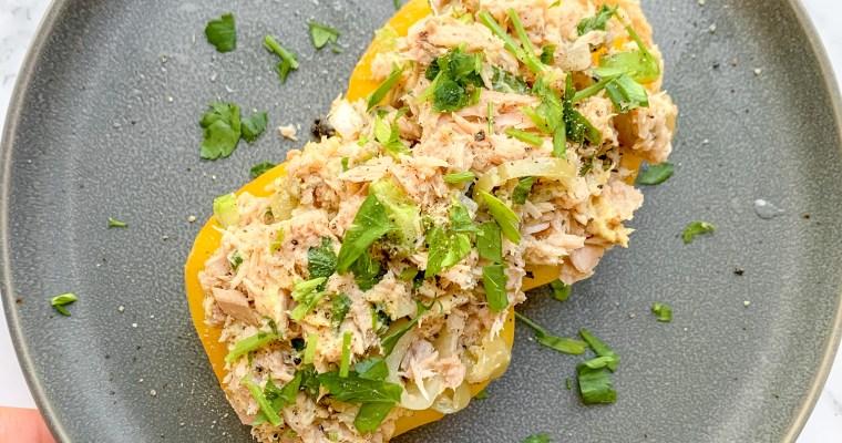 The Best Mayo-Free Tuna Salad