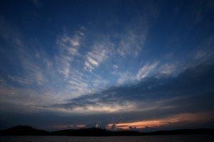 Twilight On Tupper Lake, by Gary Cosby, Jr.
