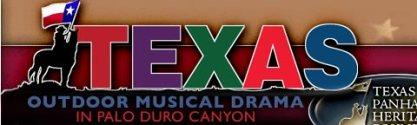 TEXAS Logo, used by permission