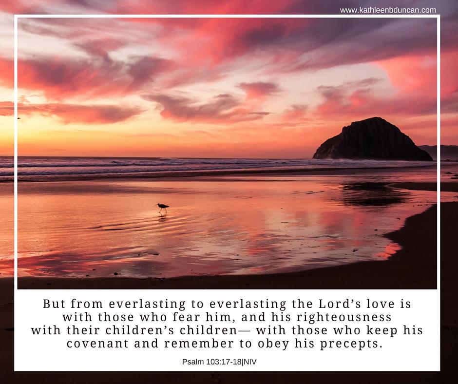 psalm 103.17