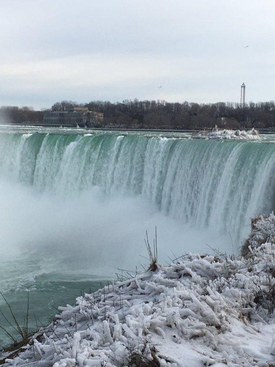 Before - Niagara Falls