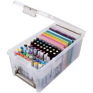artbin marker storage satchel