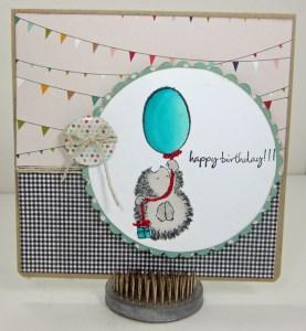 Penny Black Birthday Card