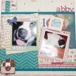 New Scrapbook Layouts and a Few Handmade Cards to Share