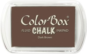 Dark Brown Chalk Ink