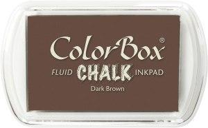 Dark Brown Chalk Ink