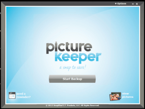 Picture Keeper Screenshot