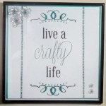 My Wall Art Project Using Free Printables