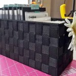 My Wafer Thin Die Storage & Embossing Folder Storage