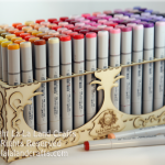 Cute New Copic Storage from La-La Land Crafts!