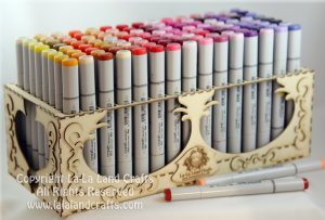 lala land copic sketch marker kit