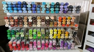 Kat's Copic Marker Collection