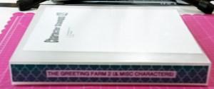 Rubber Stamp Storage Binder