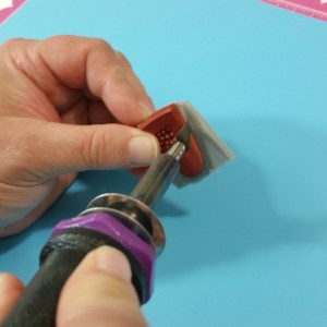 Unmounting Rubber Stamps, www.kathleendriggers.com