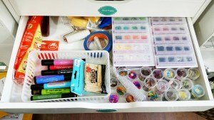 Sequin Storage Drawer