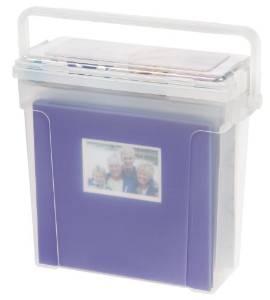 Iris Paper Box