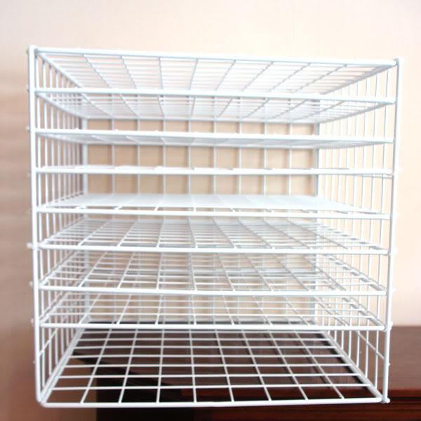 Scrapbooking Horizontal 12x12 Paper Storage Solutions Kats