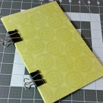 Tutorial: How to Create Your Own Die Cut Booklet