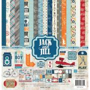 Echo Park Jack and Jill Boy Collection