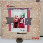 Baby Charlie – A Scrapbooking Layout Process Video