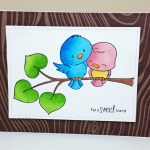 For a Sweet Friend Card – Copic Coloring Card Making & A Coupon Code!