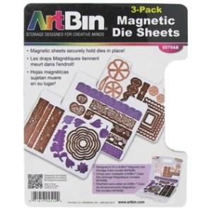 artbin magnetic die sheets