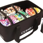 6a. NEW (Portable) Copic Marker Storage – 2015