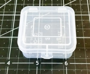 Smaller Storage box