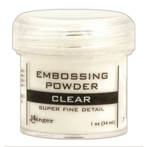 Ranger Super Fine Detail Embossing Powder